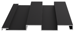 Profiel Aluminium gevelbekleding Alinel type Z - 01